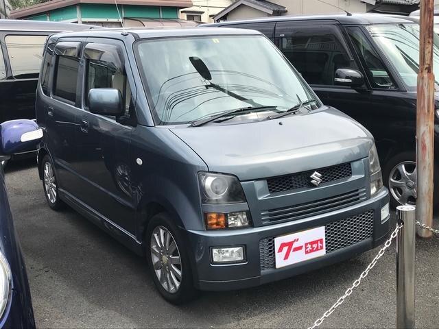 SUZUKI Wagon R(