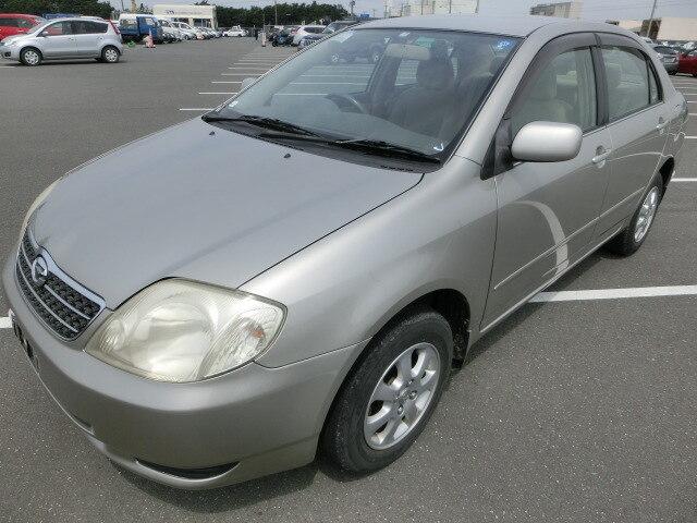 TOYOTA / Corolla Sedan (TA-NZE124)
