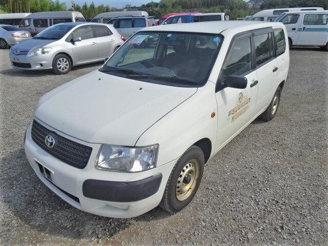 TOYOTA / Succeed Van (DBE-NCP55V)