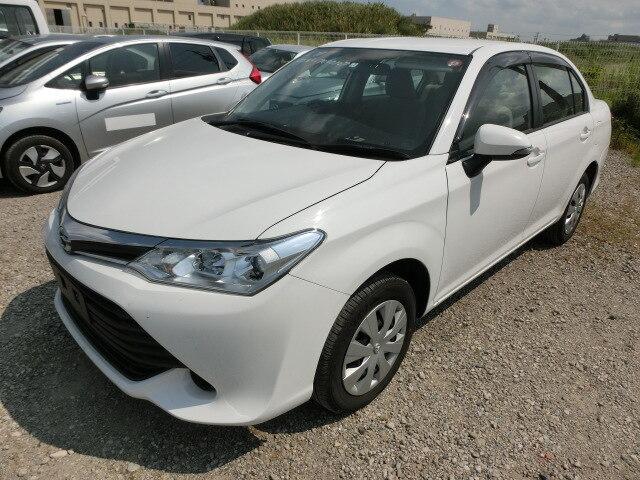 TOYOTA / Corolla Axio/ (DBA-NZE164)