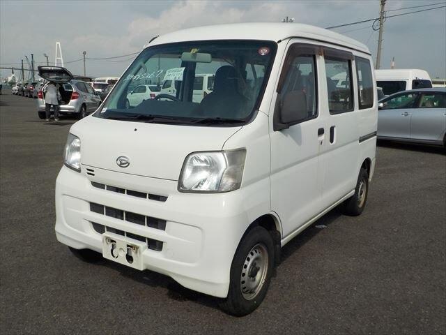 DAIHATSU / Hijet Cargo (EBD-S331V)