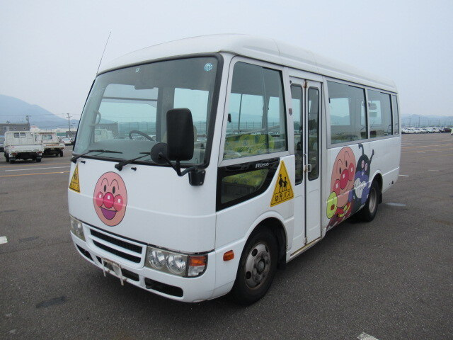 MITSUBISHI / Rosa (PDG-BE63DE)