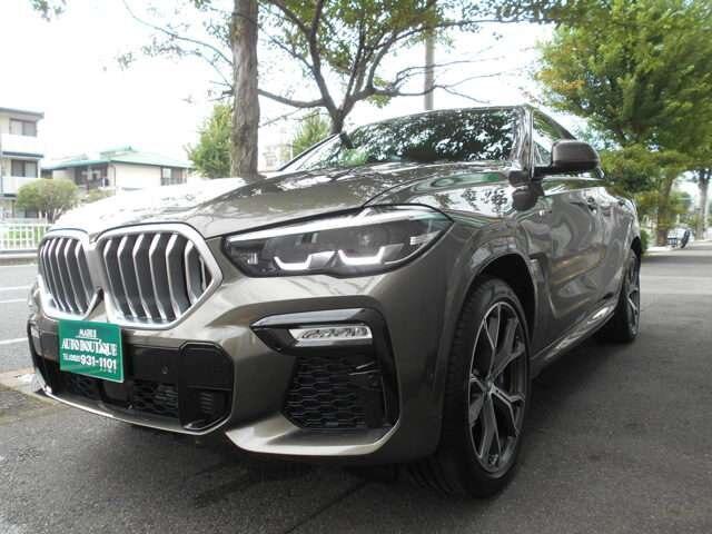 BMW / X6 (3DA-GT30)