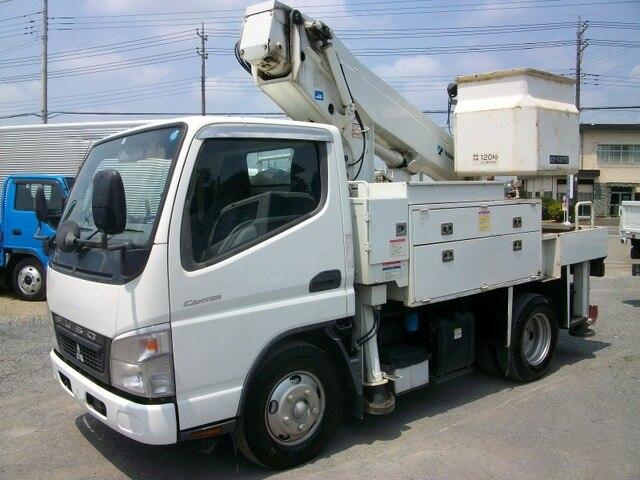 Mitsubishi Fuso / Canter/ (PDG-FE73D)