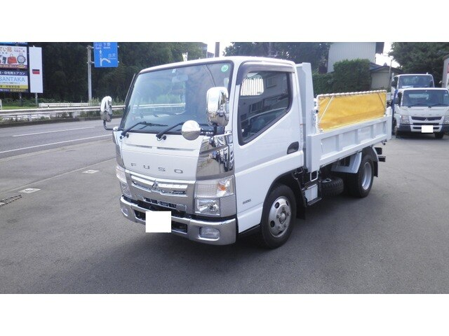 Mitsubishi Fuso / Canter (TPG-FBA60)
