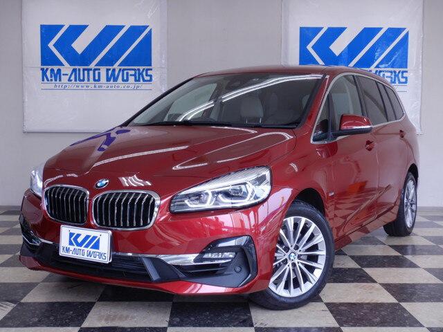 BMW / 2 Series (DBA-6V15)