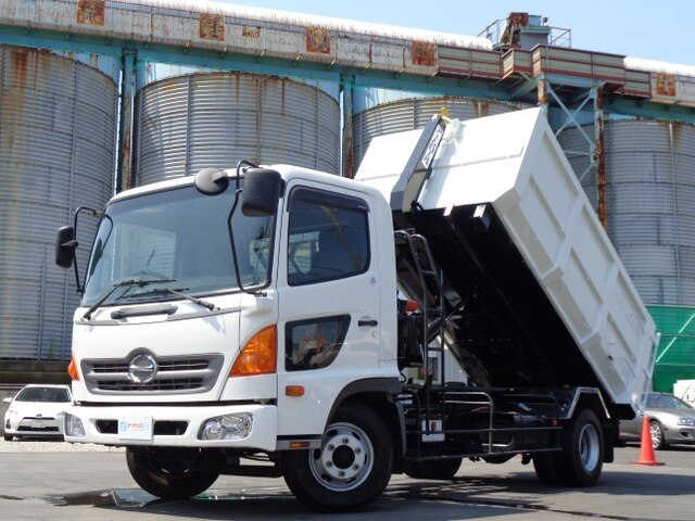 HINO / Ranger (BDG-FC6JGWA)