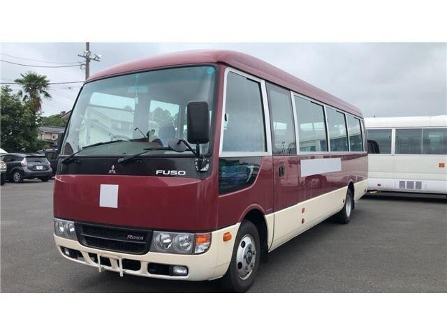 Mitsubishi Fuso / Rosa Bus (TPG-BE640J)