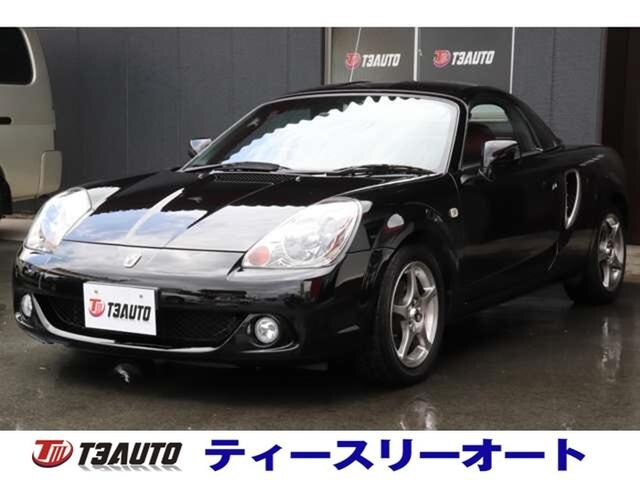 TOYOTA / MR-S (ZZW30)