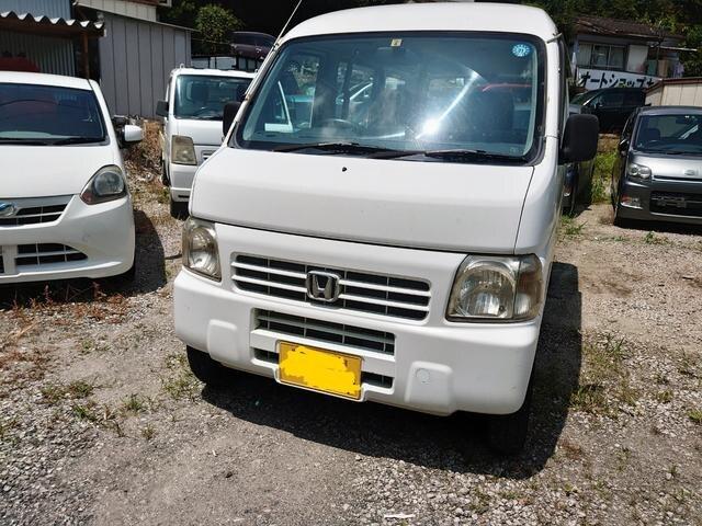 HONDA / Acty Van (HH5)