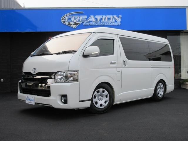 TOYOTA / Hiace Van (TRH211K)