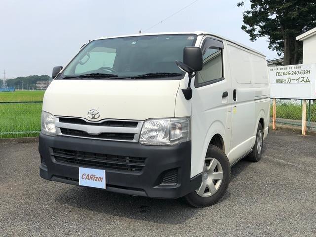 TOYOTA / Hiace Van (KDH206V)