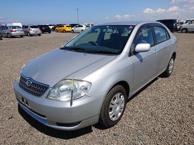 TOYOTA / Corolla Sedan/ (TA-NZE121)