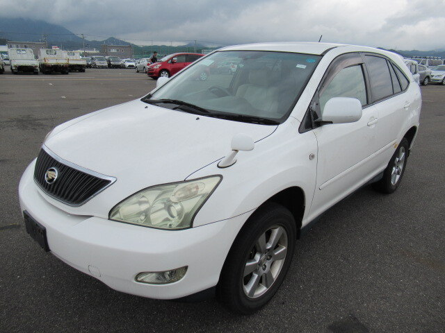 TOYOTA Harrier;