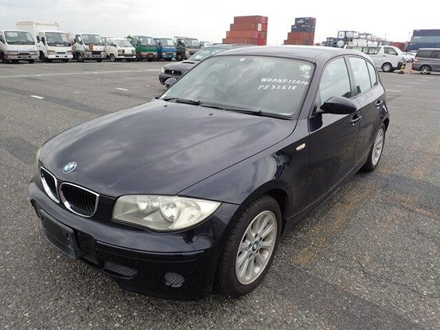BMW / 1 Series (GH-UF16)
