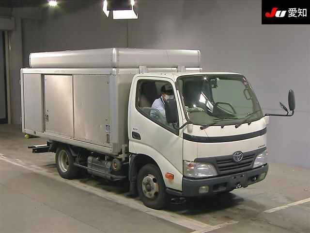 TOYOTA / Dyna Truck (BKG-XZU508)