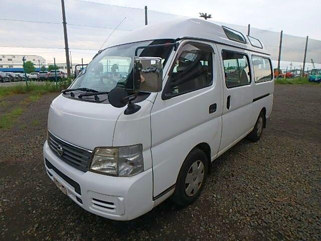 NISSAN / Caravan Van (KG-DWMGE25)