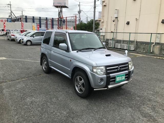 MITSUBISHI / Pajero Mini (H58A)