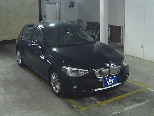 BMW / 1 Series (DBA-1A16)