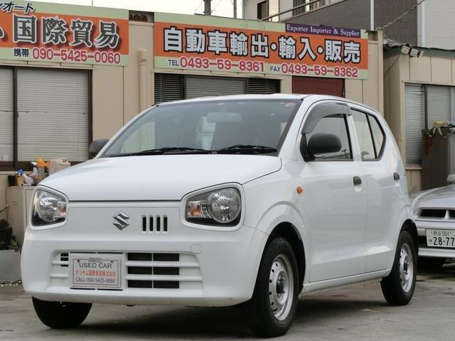 SUZUKI / Alto (HA36V)
