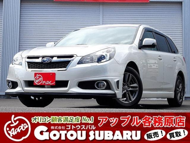SUBARU / Legacy Touring Wagon (BRM)