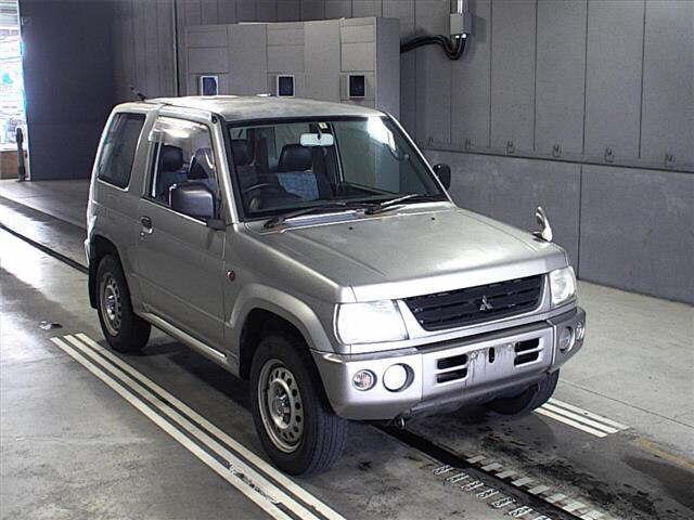 MITSUBISHI / Pajero Mini/ (GF-H58A)