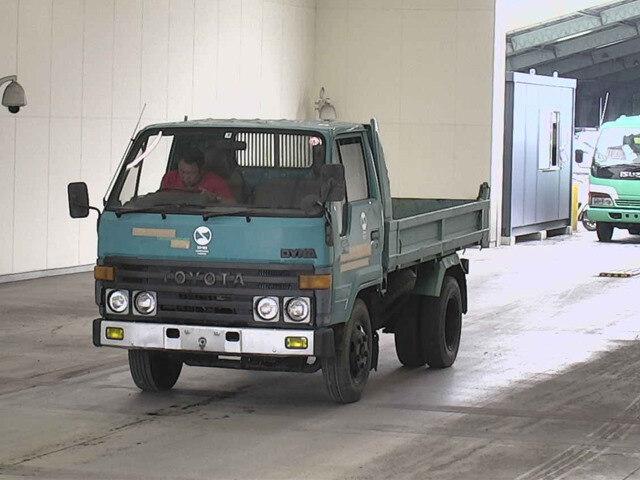 TOYOTA / Dyna Truck (P-BU64D)