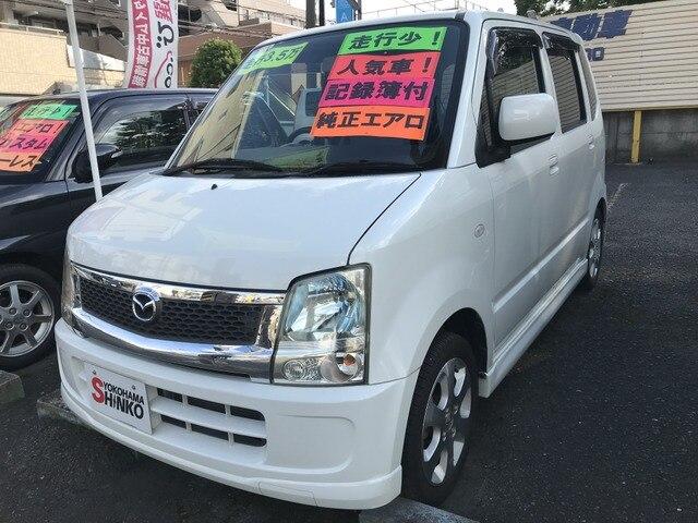 MAZDA / AZ-Wagon (CBA-MJ21S)