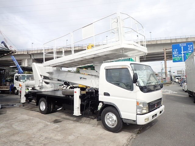 Mitsubishi Fuso / Canter (KK-FE83EGY)