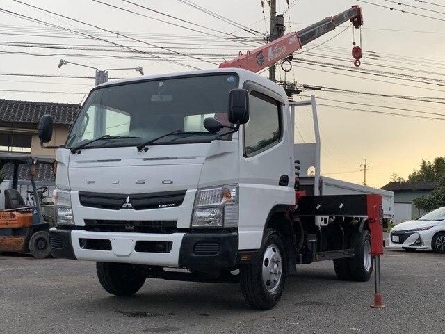 Mitsubishi Fuso / Canter (TKG-FEB50)