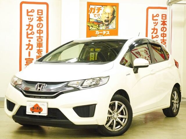 HONDA / Fit Hybrid (DAA-GP5)