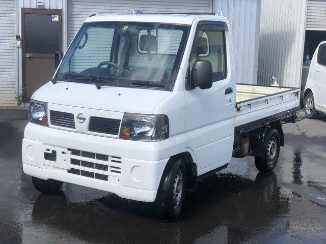 NISSAN / Clipper Truck (GBD-U72T)