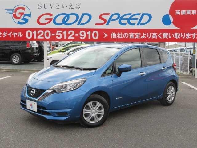 NISSAN / Note (HE12)