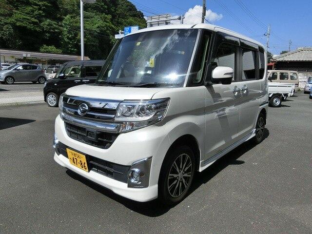 DAIHATSU / Tanto Custom (DBA-LA600S)