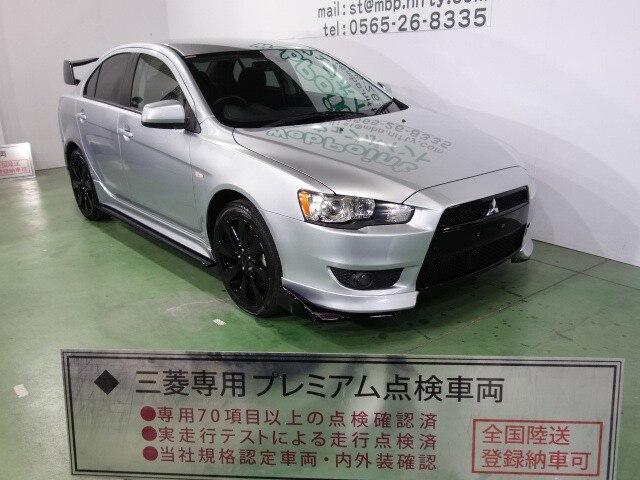 MITSUBISHI / Galant Fortis (DBA-CY3A)
