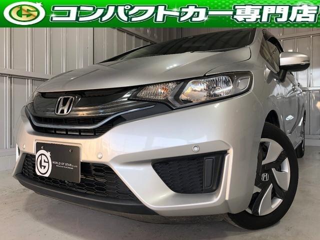 HONDA / Fit Hybrid (GP5)