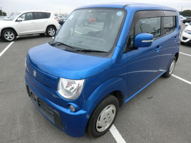 SUZUKI / MR Wagon (DBA-MF33S)
