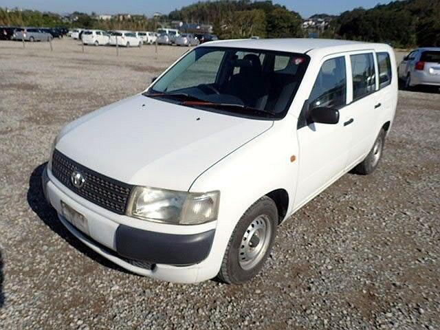 TOYOTA / Probox Van/ (UB-NCP50V)