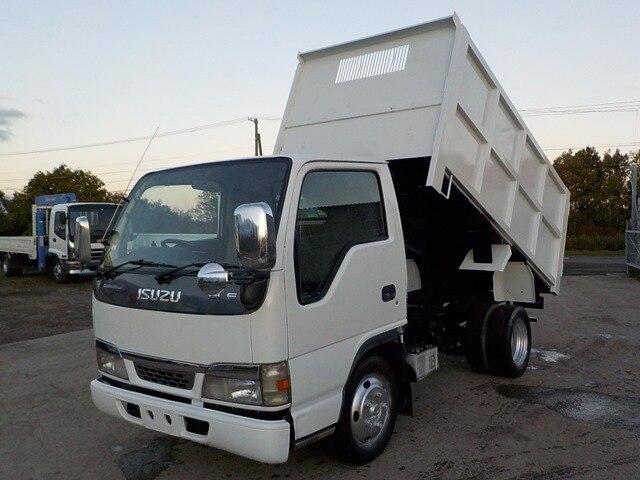 ISUZU Elf Truck;