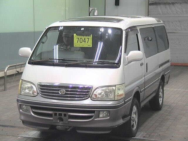 TOYOTA / Hiace Wagon (KH-KZH106W)