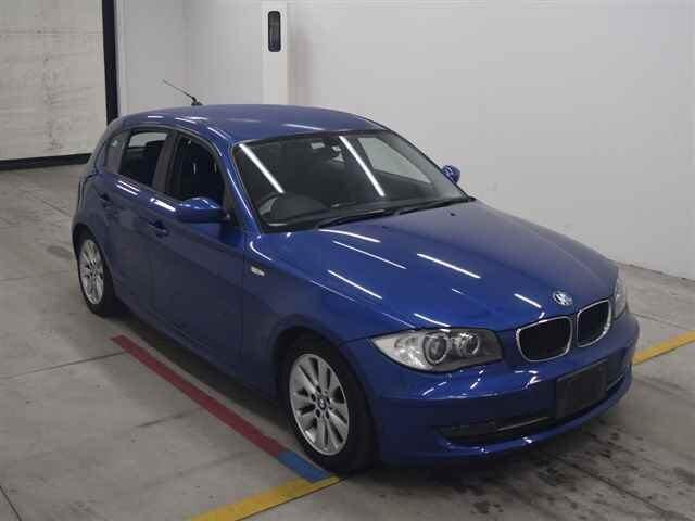 BMW / 1 Series (ABA-UE16)