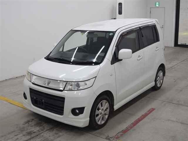 SUZUKI / Wagon R (DBA-MH23S)