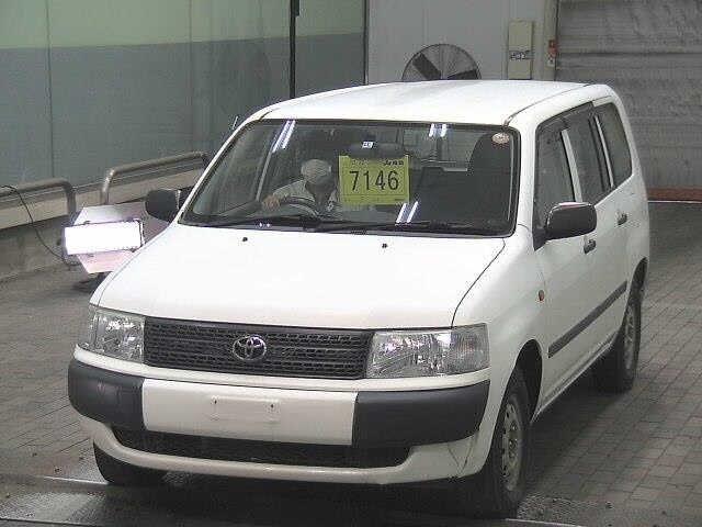 TOYOTA / Probox Wagon/ (DBA-NCP59G)