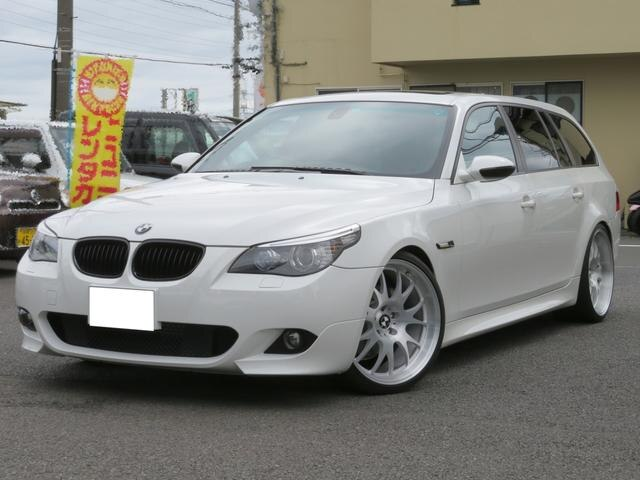 BMW / 5 Series (ABA-PU30)