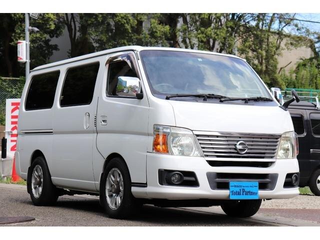 NISSAN / Caravan Van (VWE25)