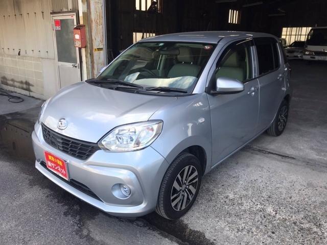 DAIHATSU / Boon (M700S)