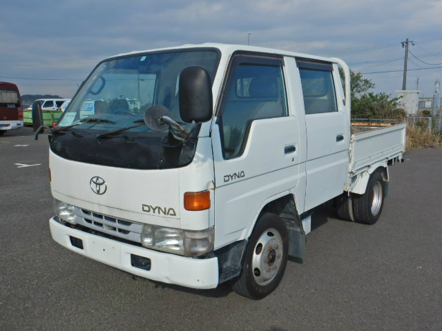 TOYOTA / Dyna Truck (KC-BU107)