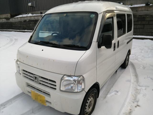 HONDA Acty Van]