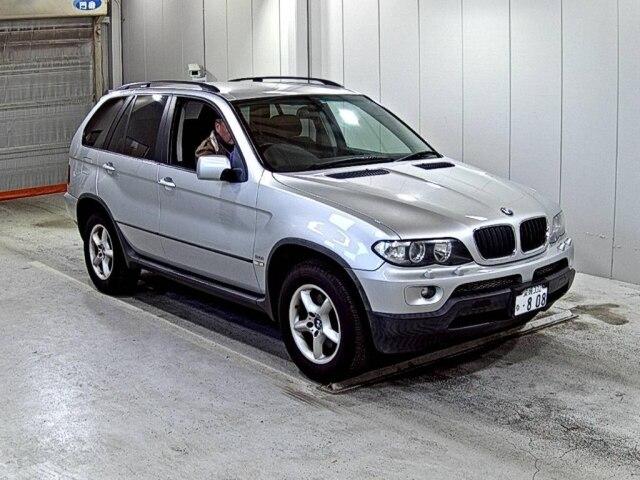 BMW / X5/ (GH-FA30N)