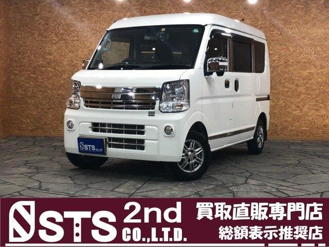 MITSUBISHI / Minicab Van (EBD-DS17V)